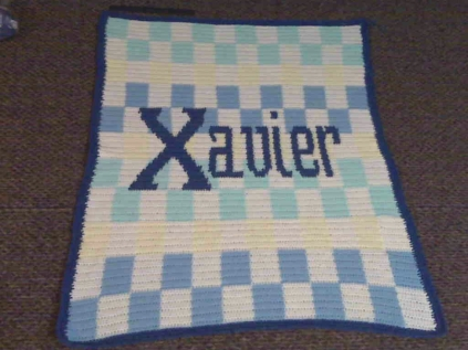 Xavier's Keepsake